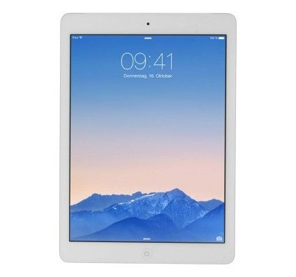 Apple iPad Air WiFi +4G (A1475) 16Go argent