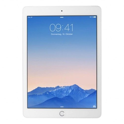 Apple iPad Air 2 WiFi +4G (A1567) 128Go argent