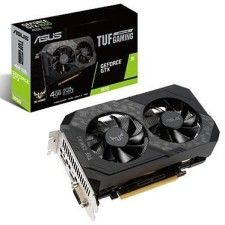 Asus GeForce GTX 1650 TUF-GTX1650-4GD6-P-GAMING - 0-M0NA00