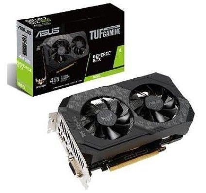 Asus GeForce GTX 1650 TUF-GTX1650-4GD6-P-GAMING