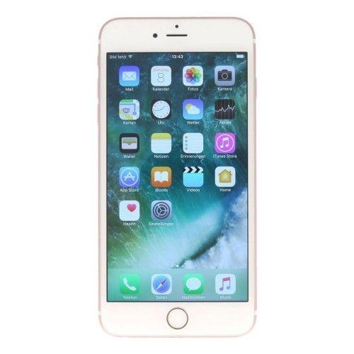 Apple iPhone 6s Plus 64Go or/rose