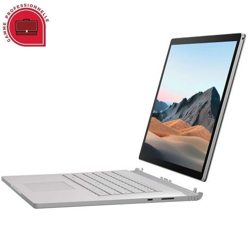 "Microsoft Surface Book 3 13.5"" for Business - i7-1065G7 - 32 Go - 1 To"