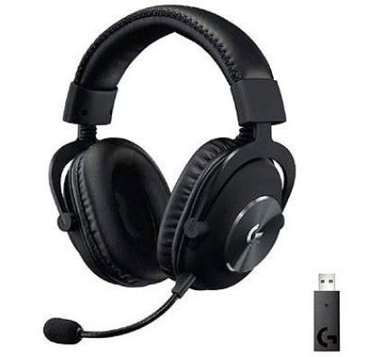 Logitech G Pro X Wireless Lightspeed Gaming Headset Noir