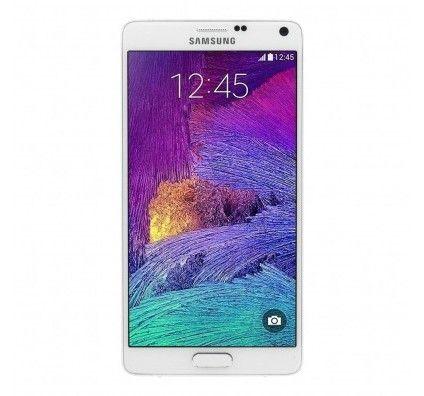 Samsung Galaxy Note 4 (SM-N910F) 32Go white frost