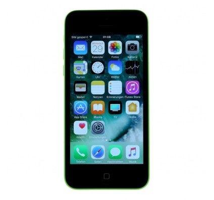 Apple iPhone 5c (A1507) 32Go vert