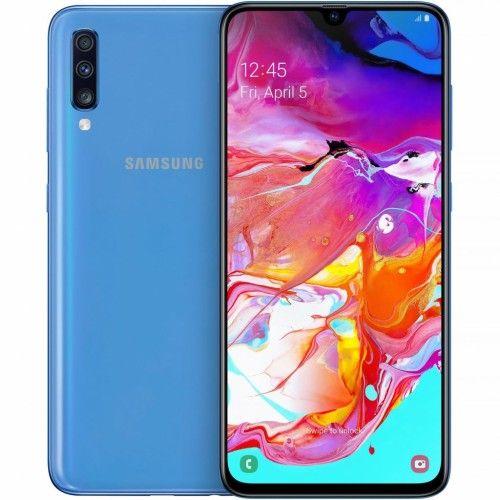 Samsung Galaxy A70 Duos A705F/DS 128Go bleu