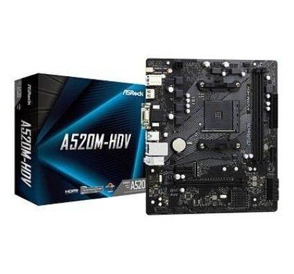 Asrock A520M-HDV