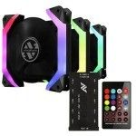 Abkoncore Spider Spectrum 3-in-1 Remote Kit - ABKO-FAN-SPIDER-3IN1-SYNC