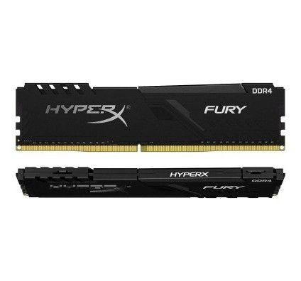 HyperX Fury 32 Go (2x16Go) DDR4 3200 MHz CL16 - HX432C16FB4K2/32
