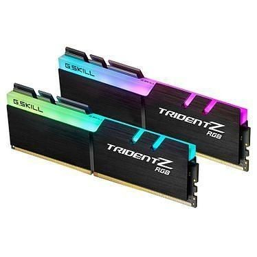 G.Skill Trident Z RGB 64 Go (2x32Go) DDR4 4000 MHz CL18