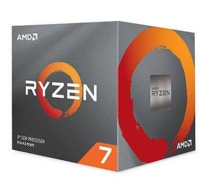 AMD Ryzen 7 3800X Wraith Prism LED RGB (3.9 GHz / 4.5 GHz) avec mise à jour BIOS