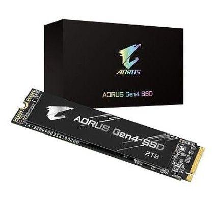 Aorus NVMe Gen4 SSD 2 To - GP-AG42TB