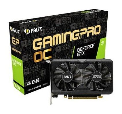 Palit GeForce GTX 1650 GamingPro OC