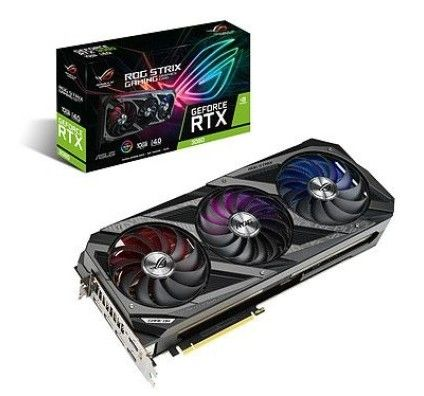Asus GeForce ROG STRIX RTX 3080 O10G GAMING