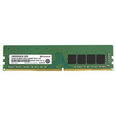 Transcend JetRam 32 Go DDR4 3200 MHz CL22 2Rx8