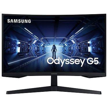 """Samsung 27"""" QLED - Odyssey G5 C27G55TQWU"""