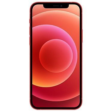 Apple iPhone 12 64 Go (PRODUCT)RED