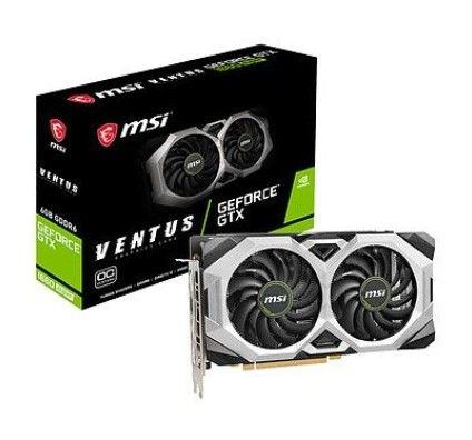 MSI GeForce GTX 1660 SUPER VENTUS OC