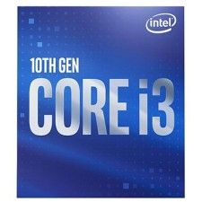 Intel Core i3-10100F (3.6 GHz / 4.3 GHz)