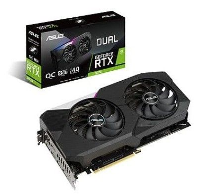 Asus GeForce RTX Dual 3070 8G