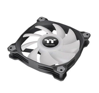 Thermaltake Pure Duo A14 ARGB Radiator Fan x 2 - Noir
