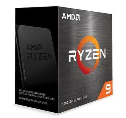 AMD Ryzen 9 5900X (3.7 GHz / 4.8 GHz)