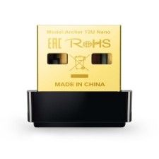 TP-LINK Adaptateur USB Nano WiFi AC600 ARCHER T2U NANO