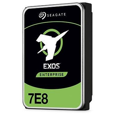 Seagate Exos 7E8 3.5 HDD 4 To (ST4000NM000A)