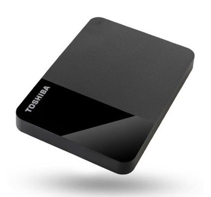 Toshiba Canvio Ready 4 To Noir - HDTP340EK3CA