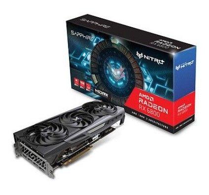 Sapphire NITRO+ Radeon RX 6800 OC Gaming 16GB
