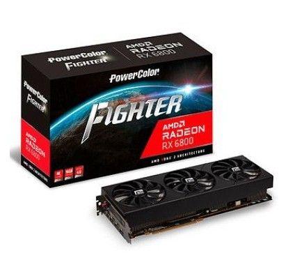 Powercolor Fighter AMD Radeon RX 6800 16GB GDDR6