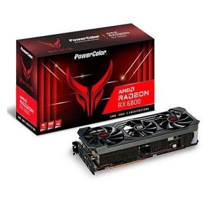 Powercolor Red Devil AMD Radeon RX 6800 16GB GDDR6