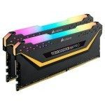 Corsair Vengeance RGB PRO Series 16 Go (2x8Go) DDR4 3200 MHz CL16 - TUF Gaming Edition - CMW32GX4M2E