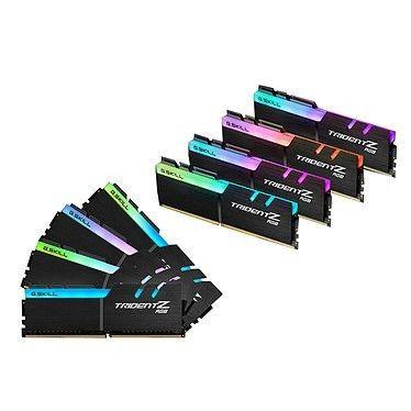 G.Skill Trident Z RGB 256 Go (8x32Go) DDR4 2666 MHz CL19