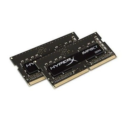 HyperX Impact SO-DIMM 32 Go (2x16Go) DDR4 2400 MHz CL15