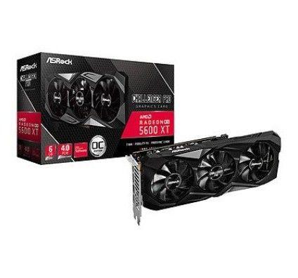 Asrock Radeon RX 5600 XT Challenger Pro 6G OC (GDDR6 14 Gbit/s)