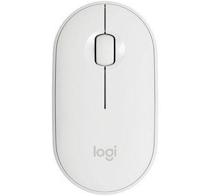 Logitech Pebble M350 Blanc
