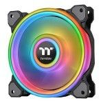Thermaltake Riing Quad 12 RGB Radiator Fan TT Premium Edition Single Fan Noir