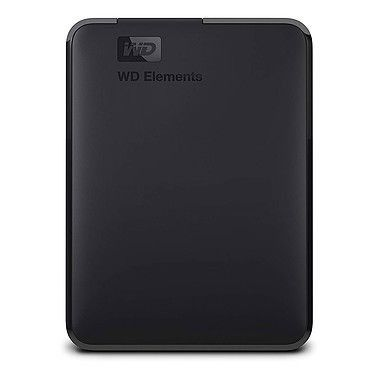 WD Elements Portable 500 Go Noir (USB 3.0) - WDBEPK5000ABK-WESN