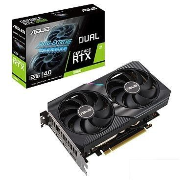Asus GeForce RTX Dual 3060 12G