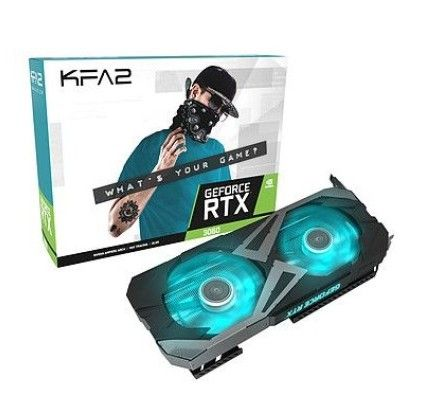 KFA2 GeForce RTX 3060 EX (1-Click OC)