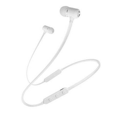Schneider Earphones Bluetooth Micro Blanc