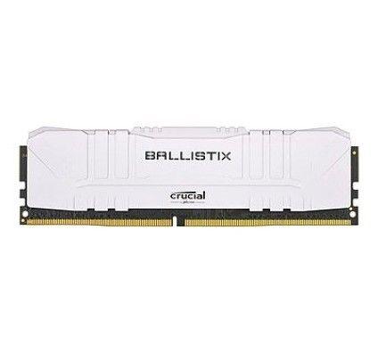 Ballistix White 8 Go DDR4 3200 MHz CL16