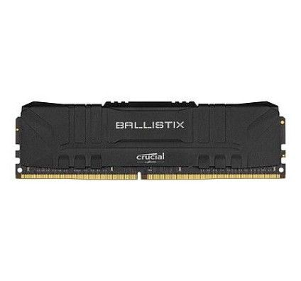 Ballistix Black 8 Go DDR4 3600 MHz CL16