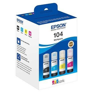 Epson 104 EcoTank 4-colour Multipack