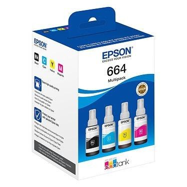 Epson 664 EcoTank 4-colour Multipack