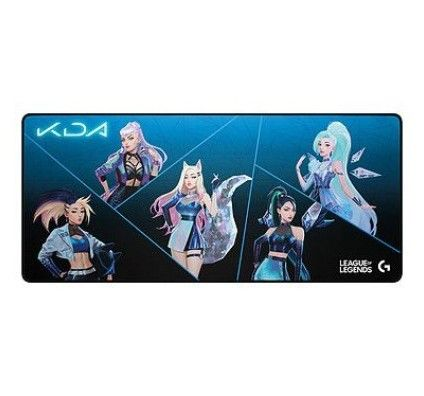Logitech G840 XL Gaming Mouse Pad (LoL K/DA)
