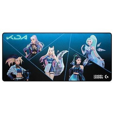 Logitech G840 XL Gaming Mouse Pad (LoL K/DA)