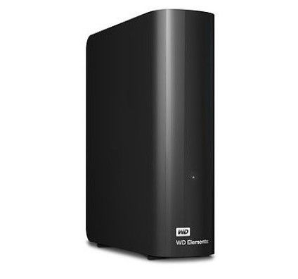 WD Elements Desktop 4 To (USB 3.0)