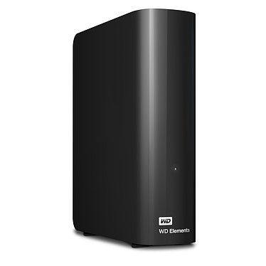 WD Elements Desktop 4 To (USB 3.0)